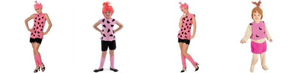 Pebbles Costumes