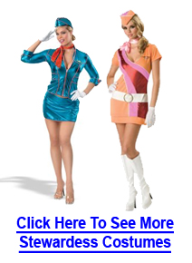 Stewardess Costume  sc 1 st  Top 20 Costumes & Stewardess Costume | Air Hostess Costumes u0026 Accessories | Top 20 ...